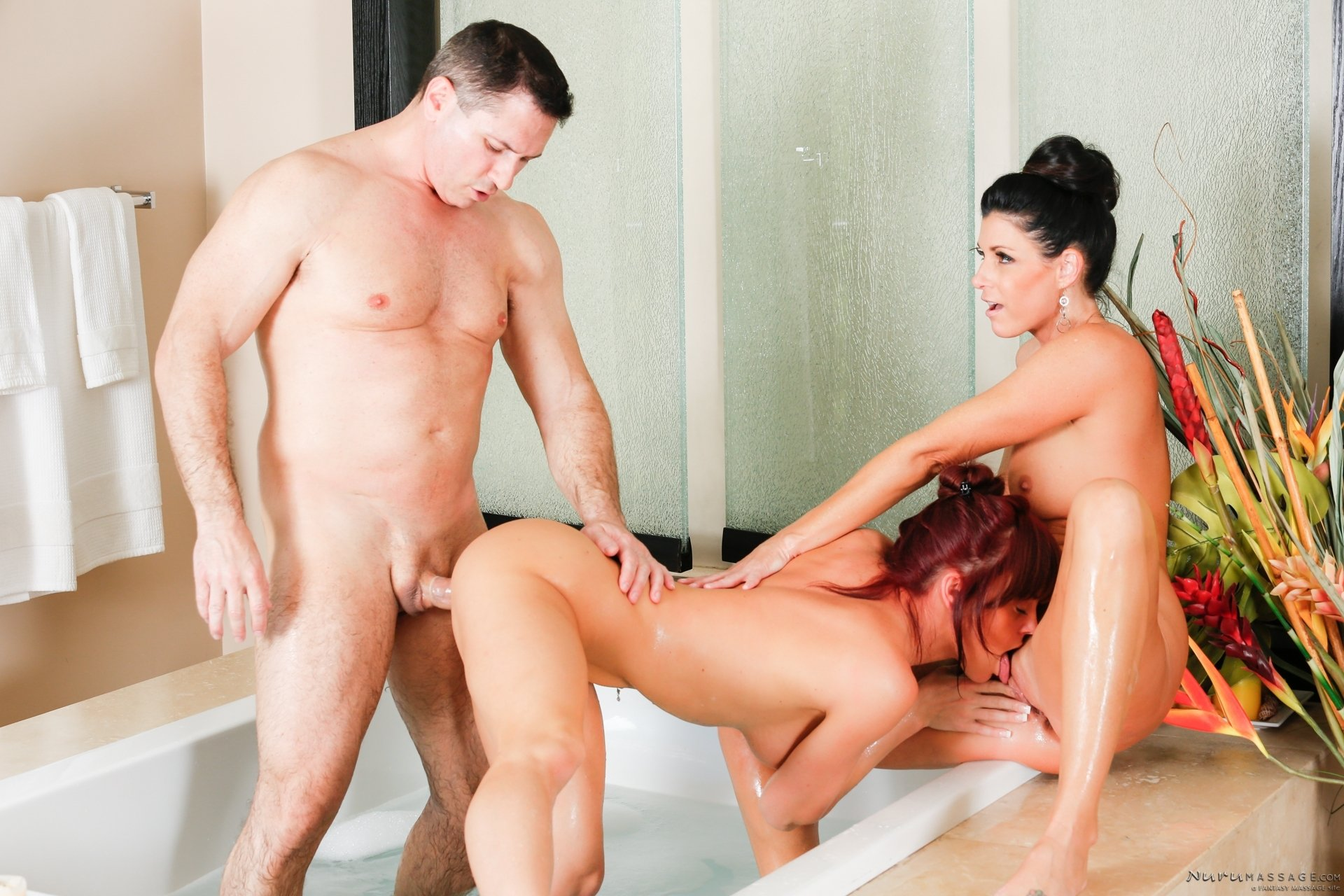 Doctor touching boobs Crazy Leaking Tits!