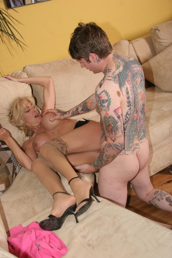 real sex with mature there