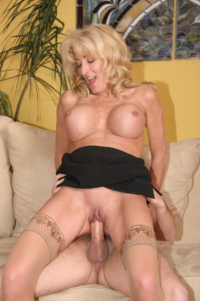 Mature women clothed unclothed #6