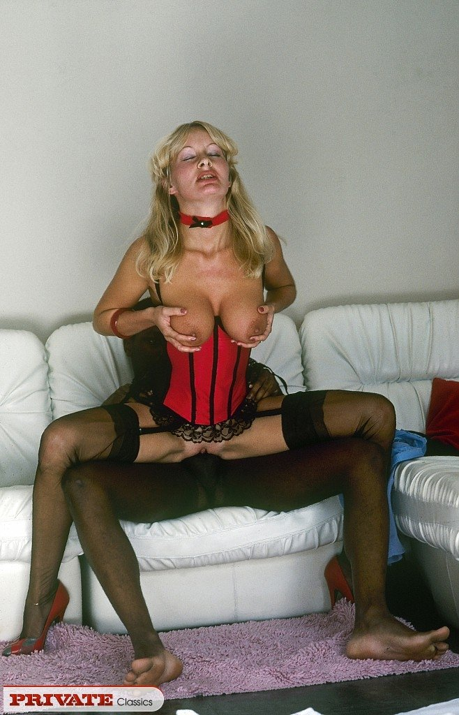 Wife parching