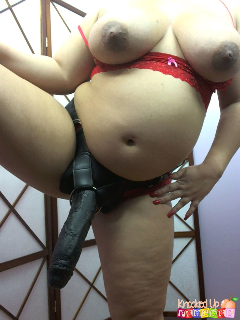 Bbw Pegging Men