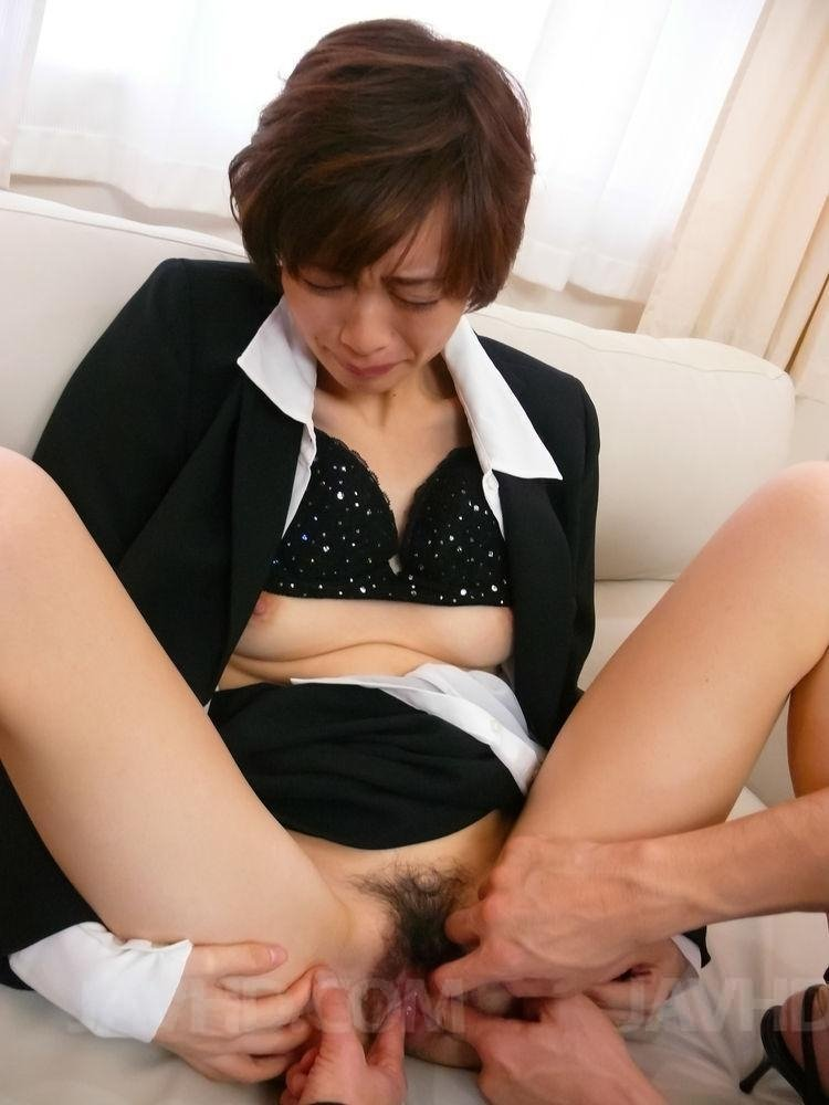 Japanese wife watching #1