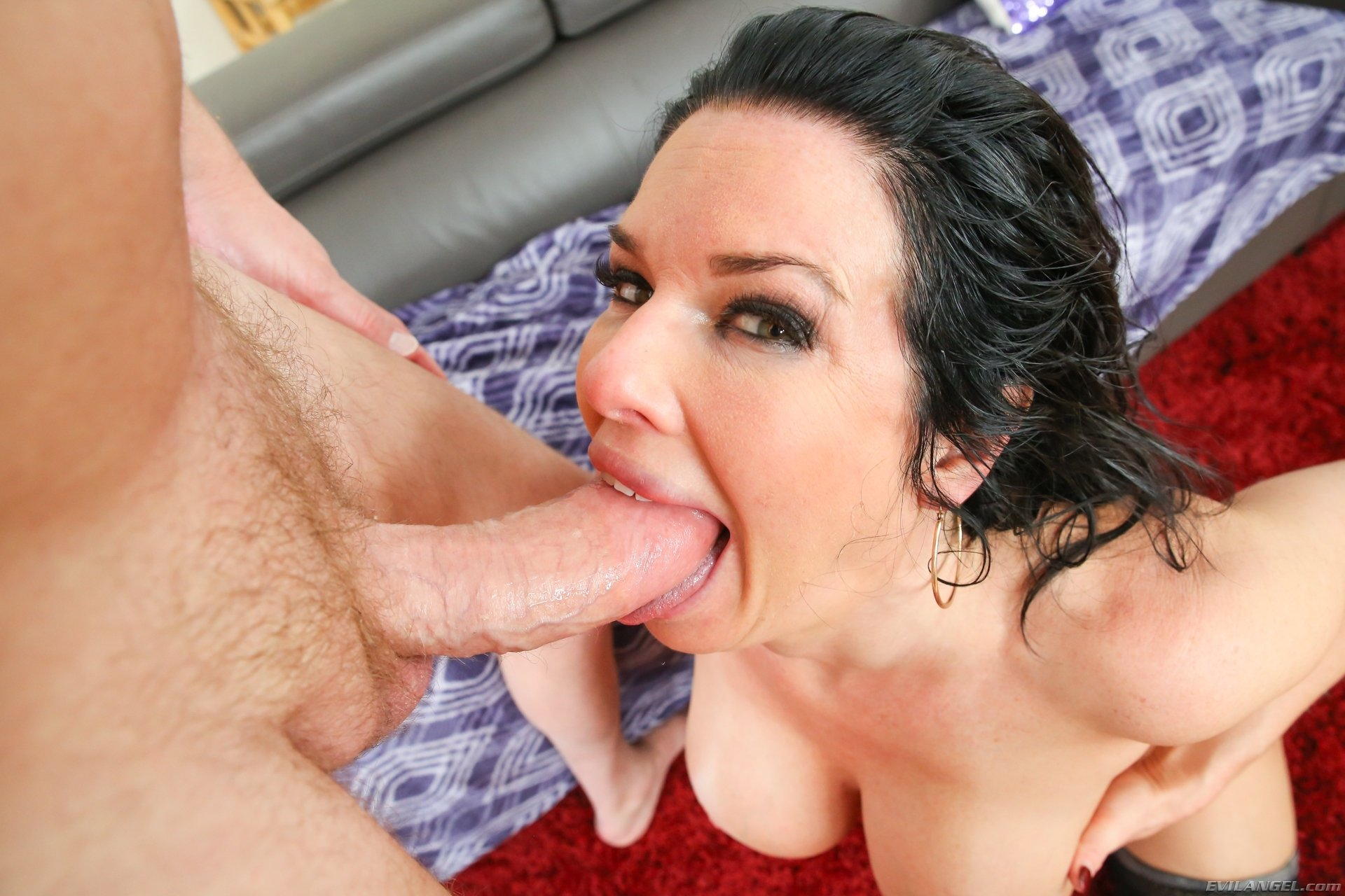 first painful anal tube