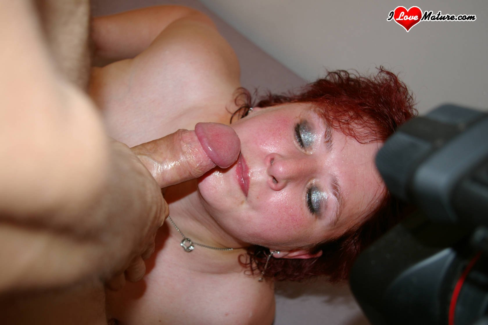 Riding on a dildo #9