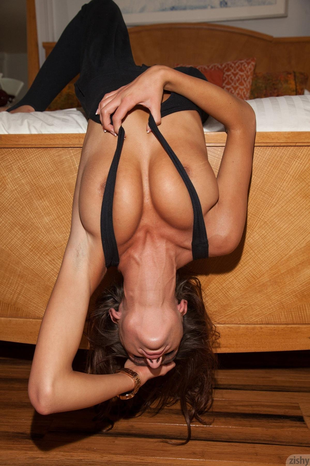 Upside Down Pussy