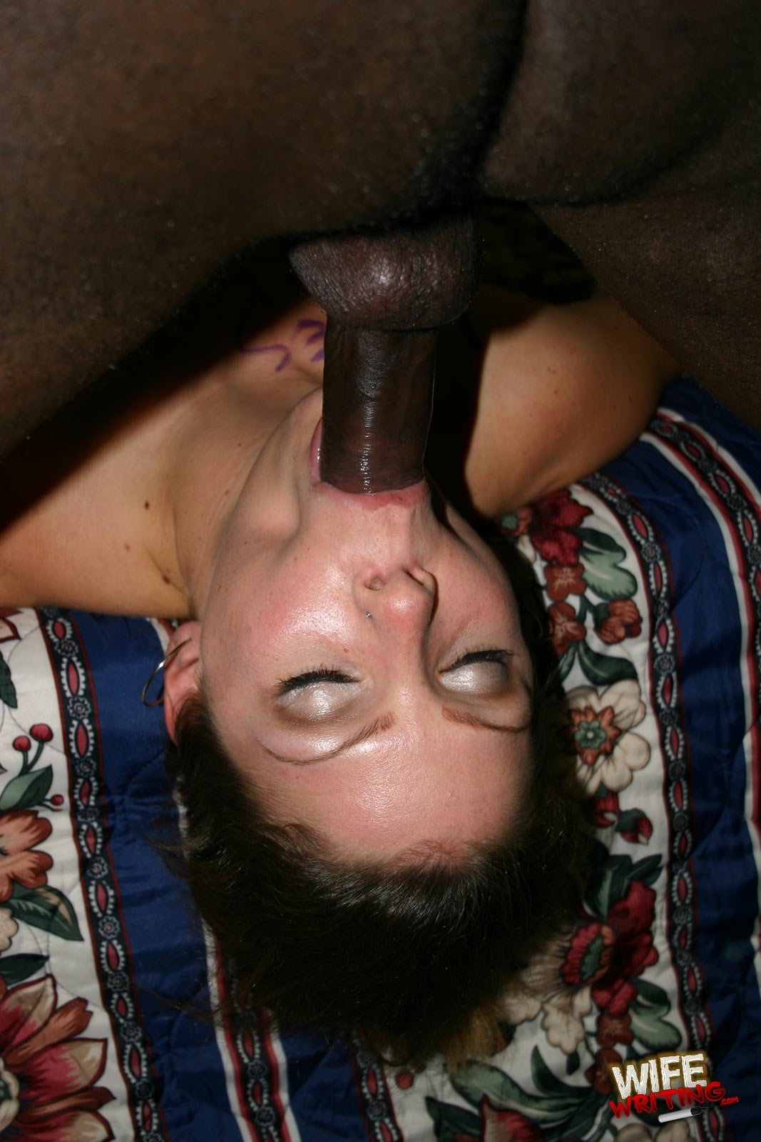 Wife surprises hubby with threesome My wife scref