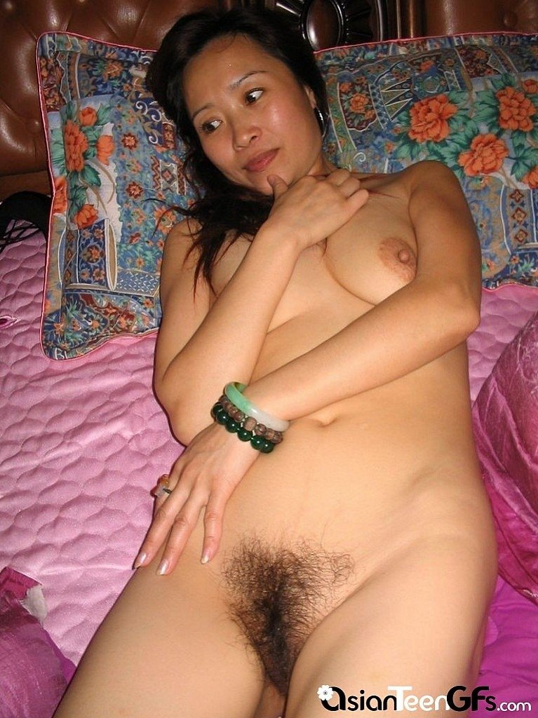 Please the Hot asian girls with hairy pussy