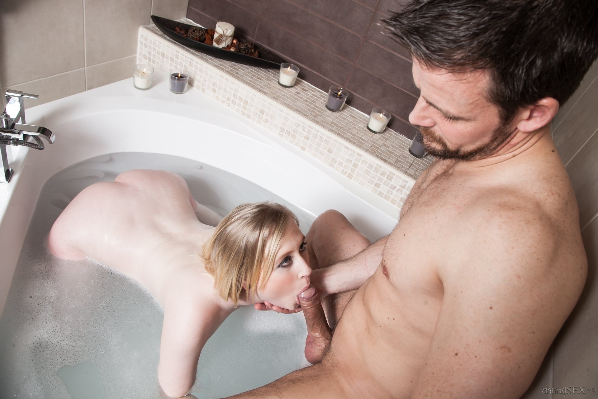 Bathtub sex 4