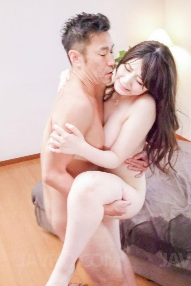 Japanese wife has threesome in brazil #1