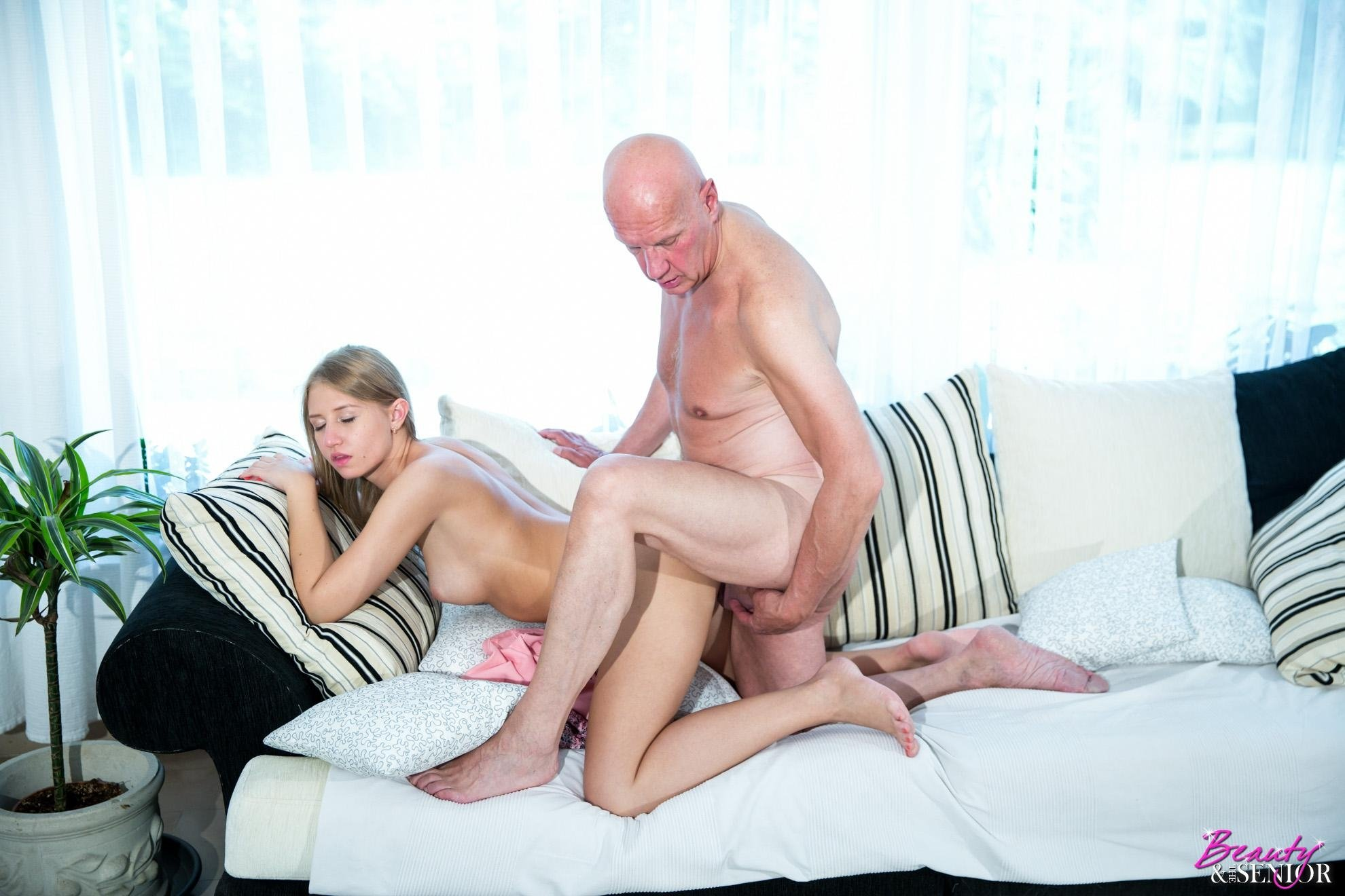 Old man young chic sex video 15