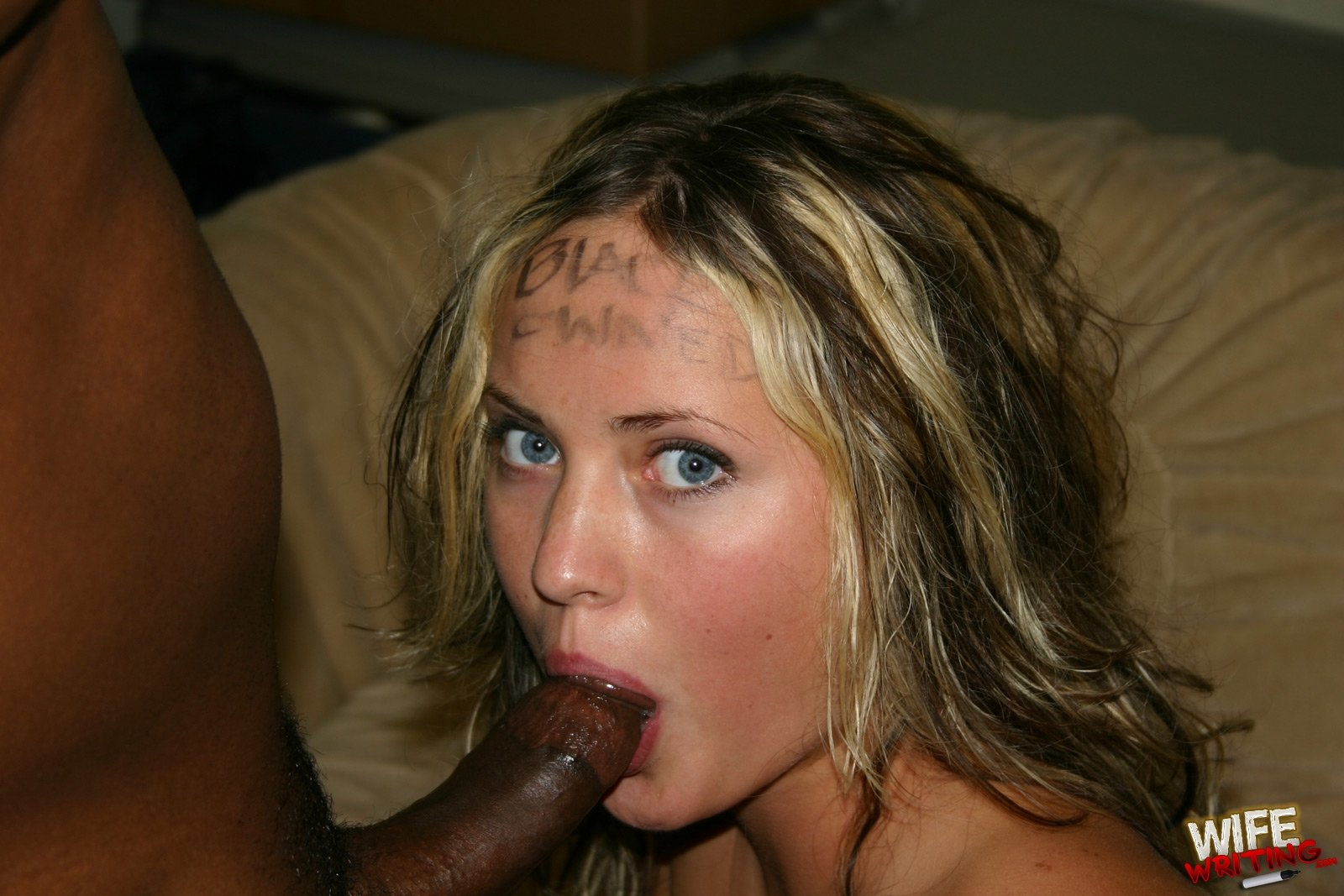 My husband is a great cuckold