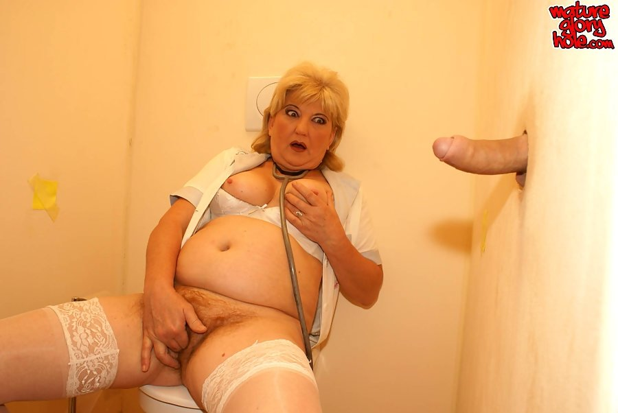 Spacy Granny Nurse Xxx Pic 1