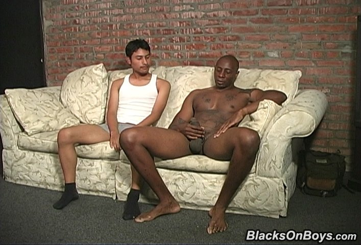 Lesson massage Young asian twinks