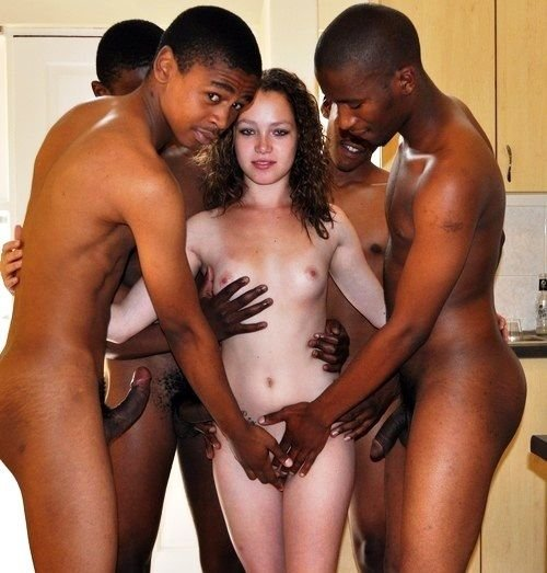 Black milf casting couch #1