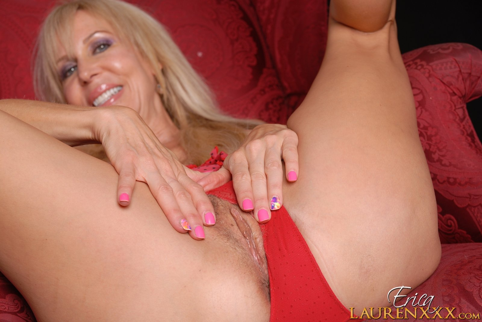 Mature wife does it for her husband