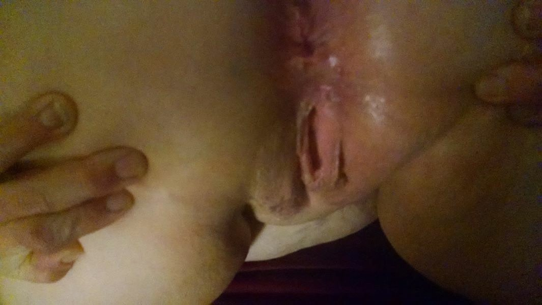 Wife giving brother handjob