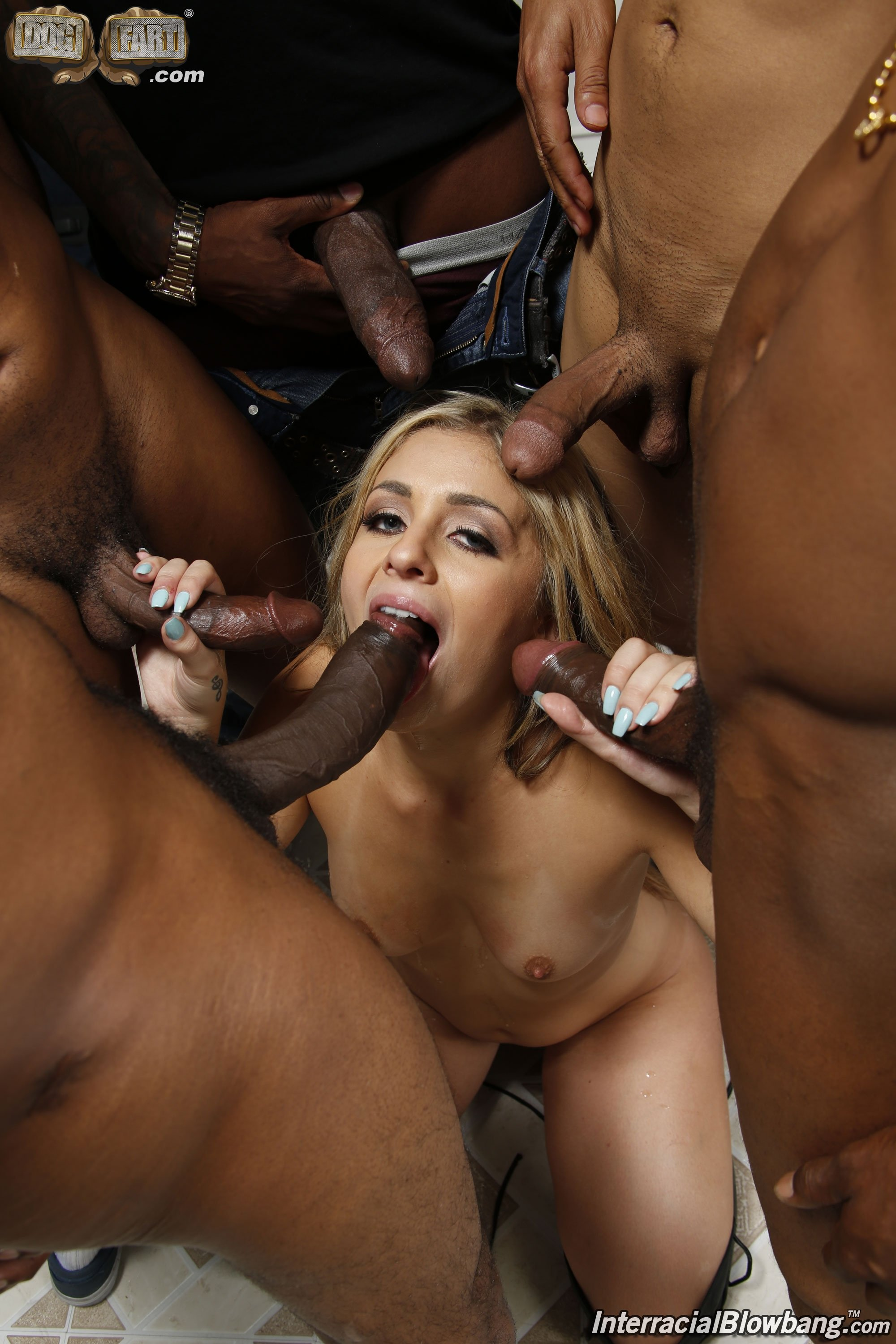 Brutal vaginal fisting gang bang-5508