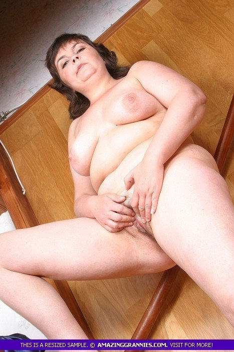 hot blond mature