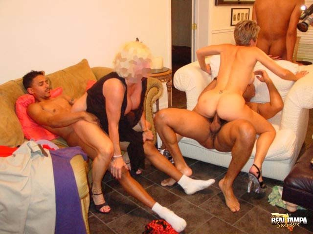 mom in group sex