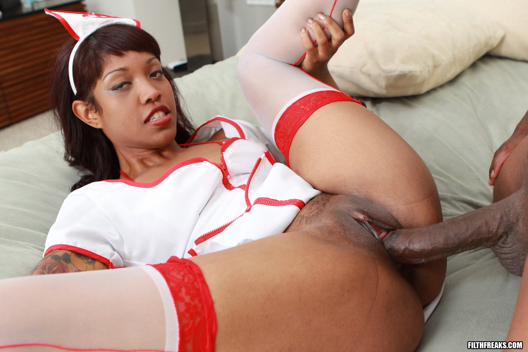 black dick anal pain add photo