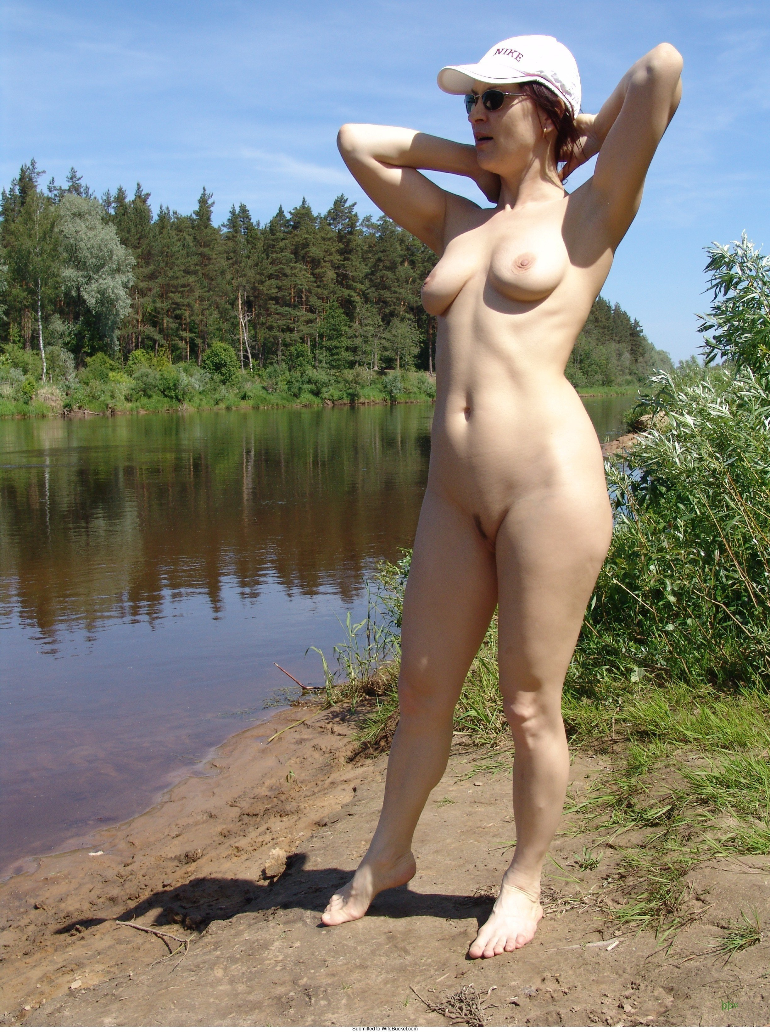 Pics Of Wifey Naked Outdoor-7852