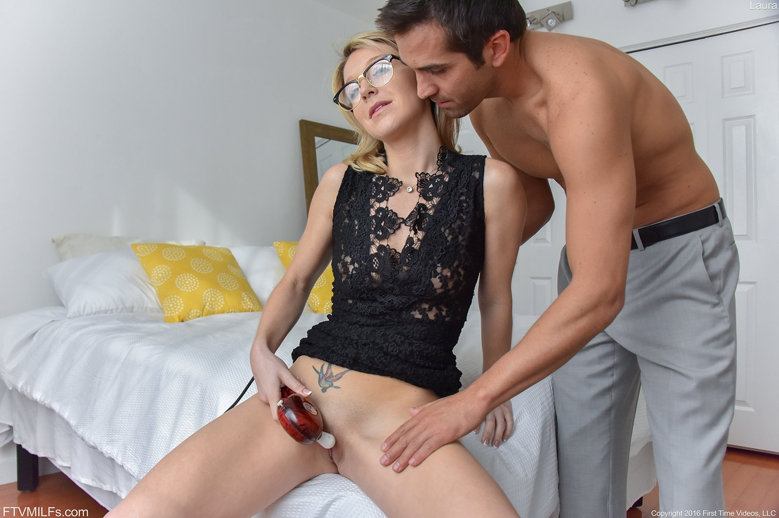 Amateur wife watches me creampie sister in law