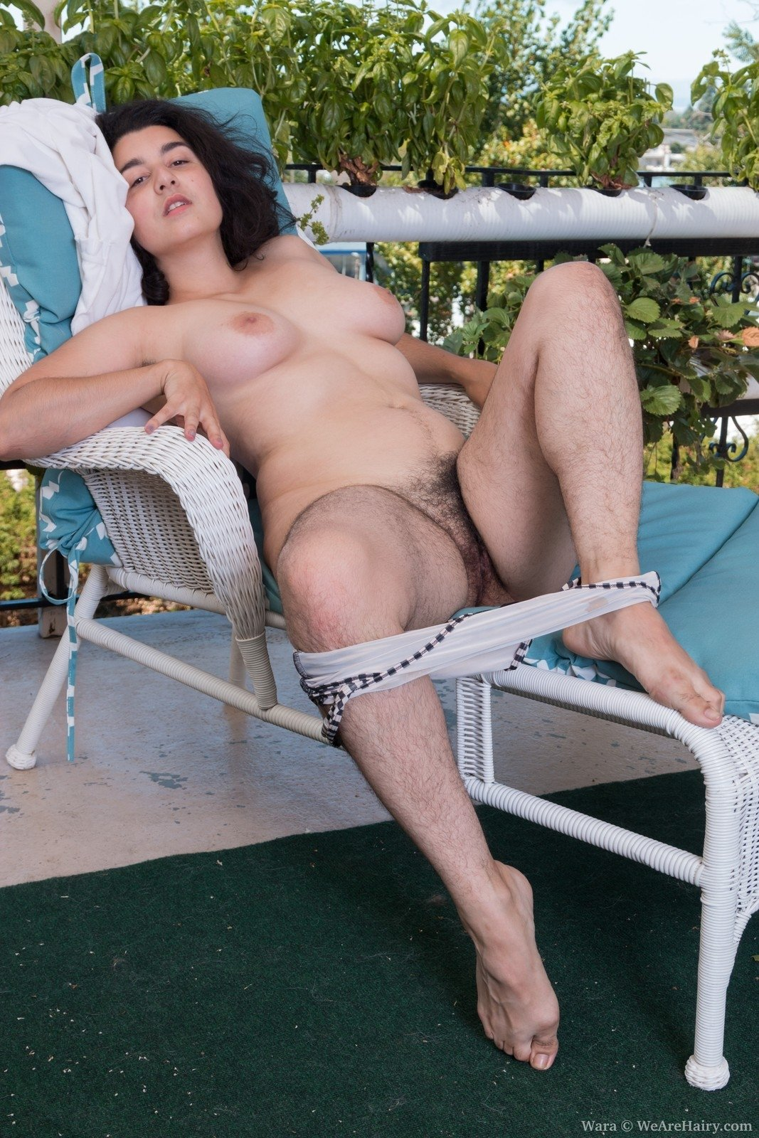 Fat old lady nude #1