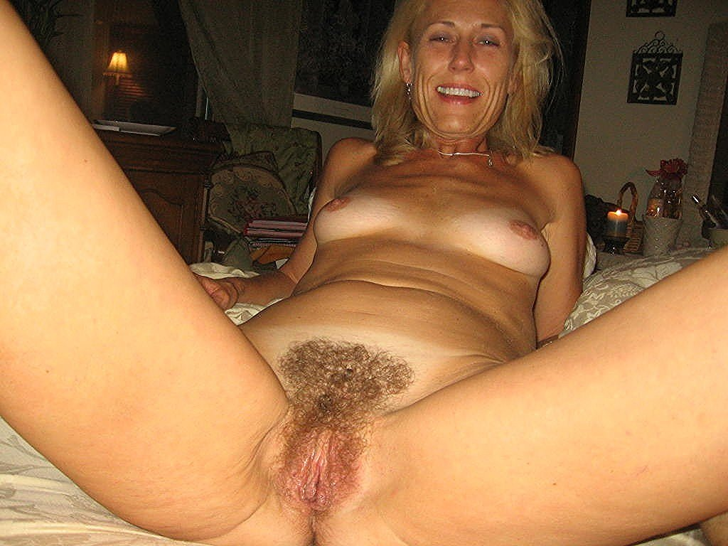 Hairy young couple #1