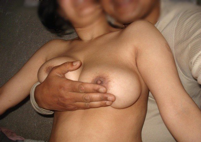 huge black amateur tits