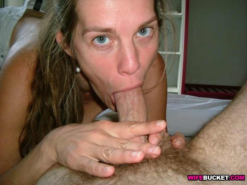My wife sucking father in law cock