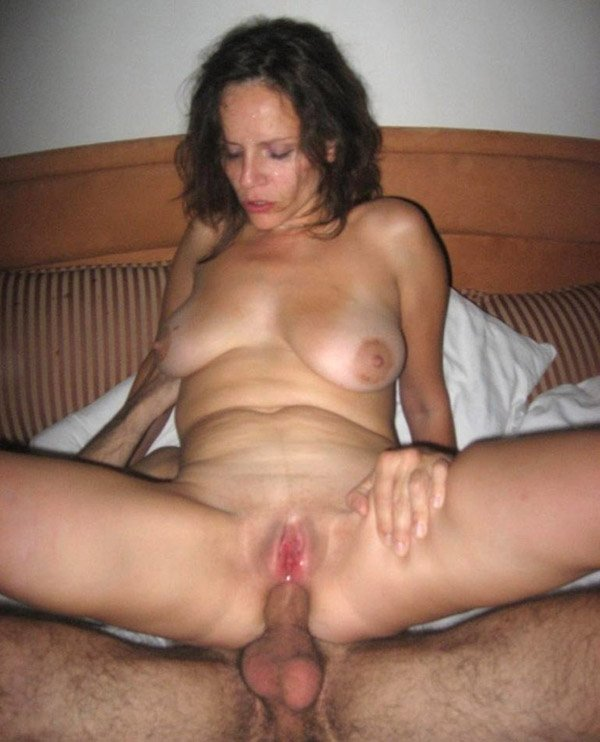 Amateur real husband sharing wife with young boy