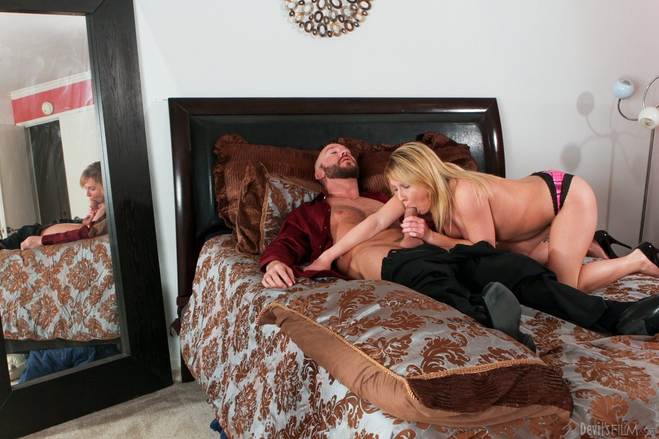Best milf ever Wife talked into sucking a friend s cock
