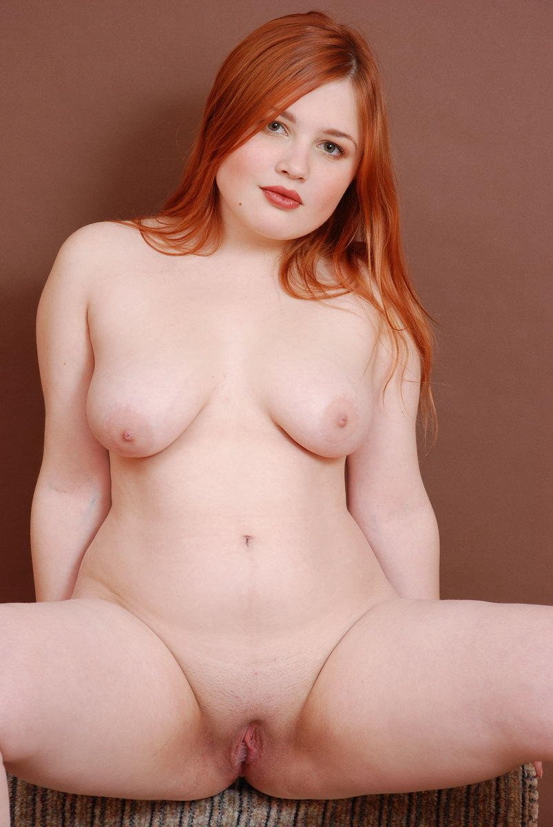 Hot thick redhead