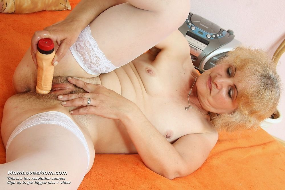 naked grannies in panties