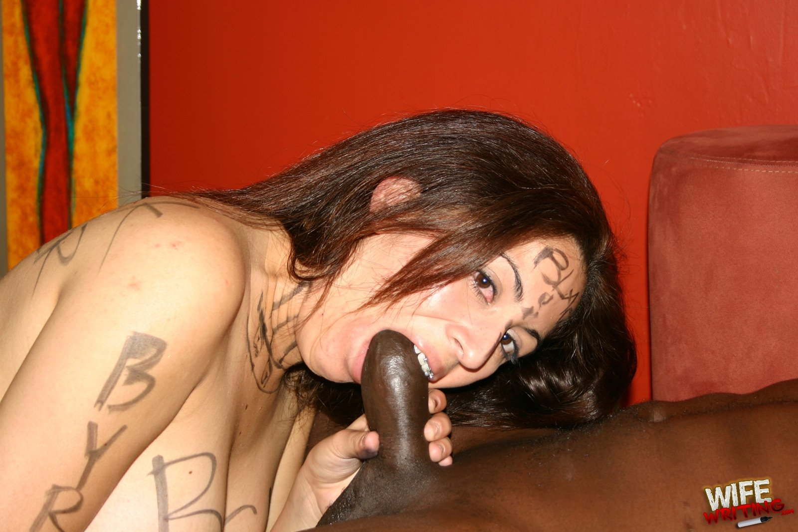 Japanese bos rough wife