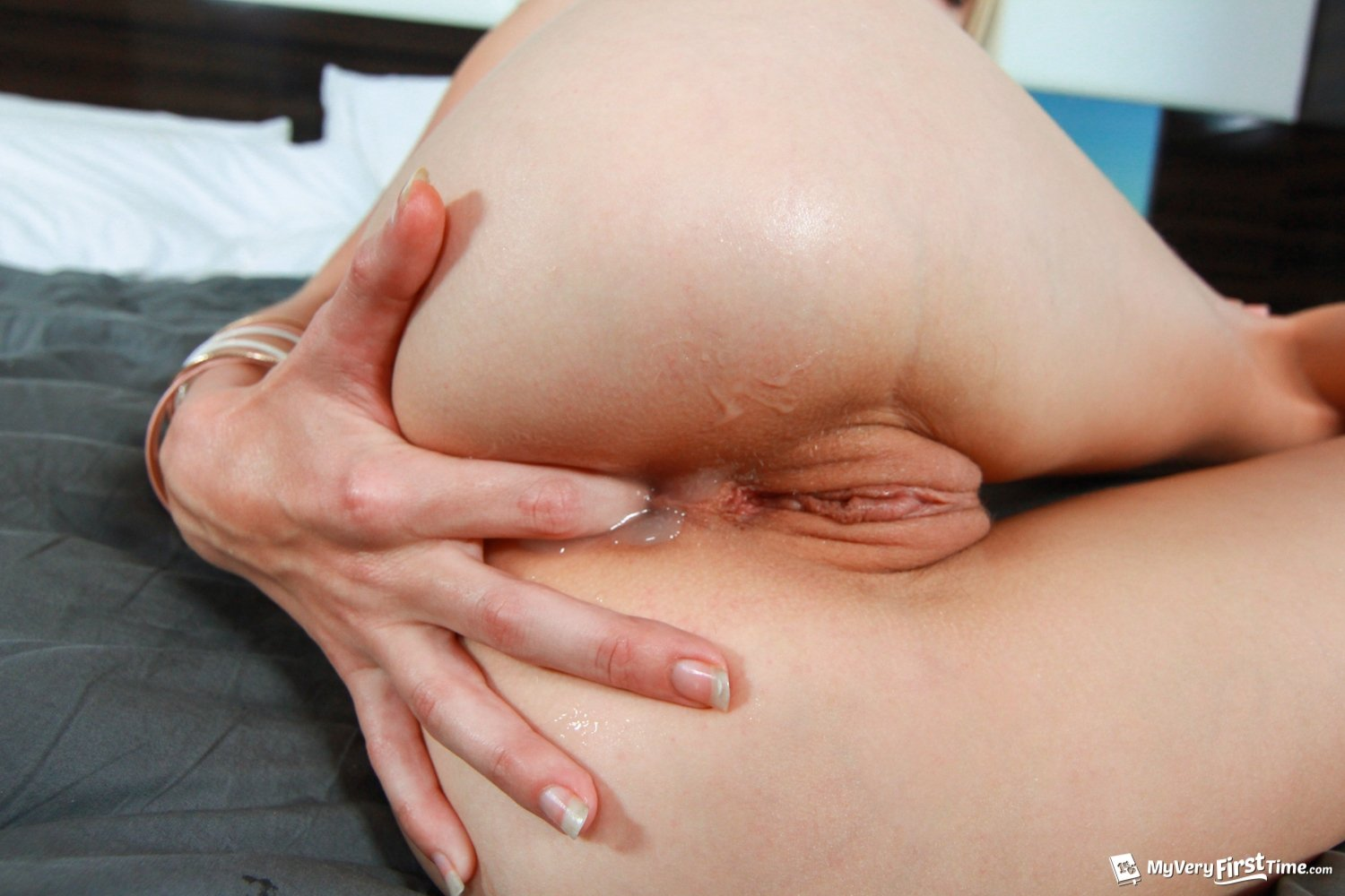 big load creampie porn there
