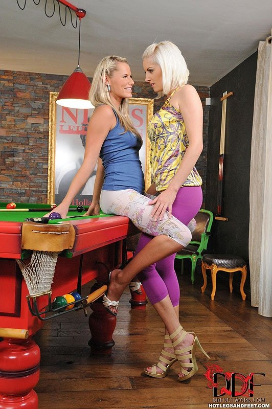 White wife is riding black cock lesbian blonde 9