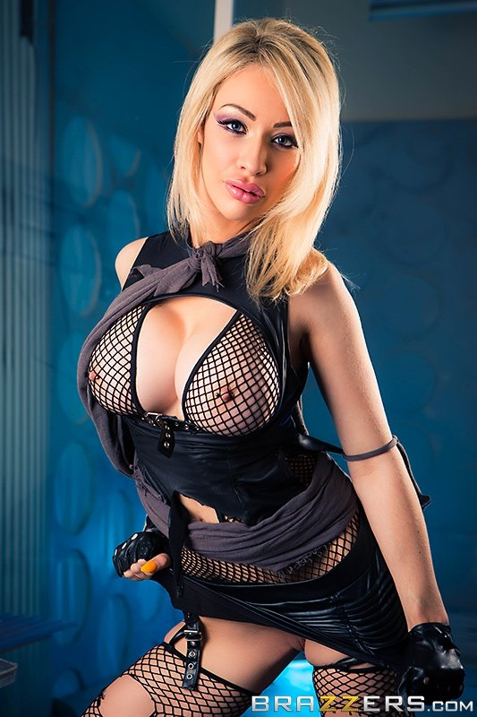 Have hot fishnet all latex porn girl