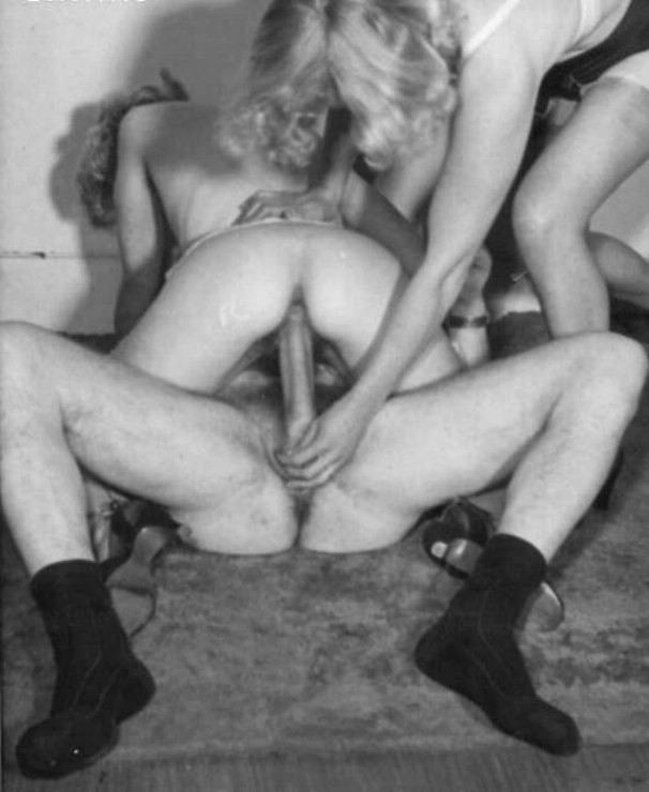 Black And White Vintage Porn 1800s - Download