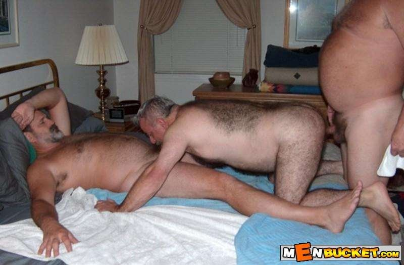 Fat Daddy Fucks Young Twink Porn Photo