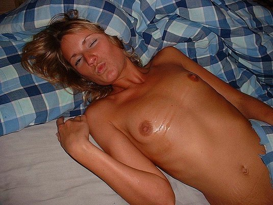 Wife forces husband to watch her fuck