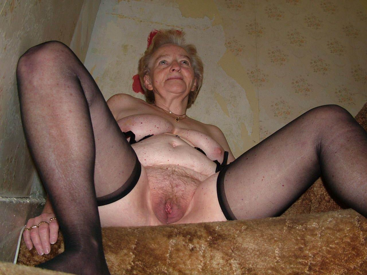 very sexy old grannies