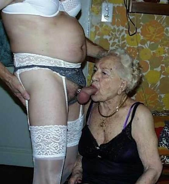 granny panties hairy