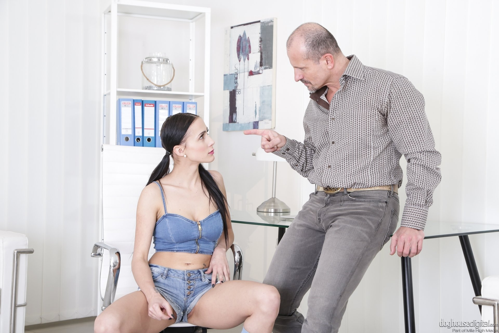 Cheating getting punished sexually wife