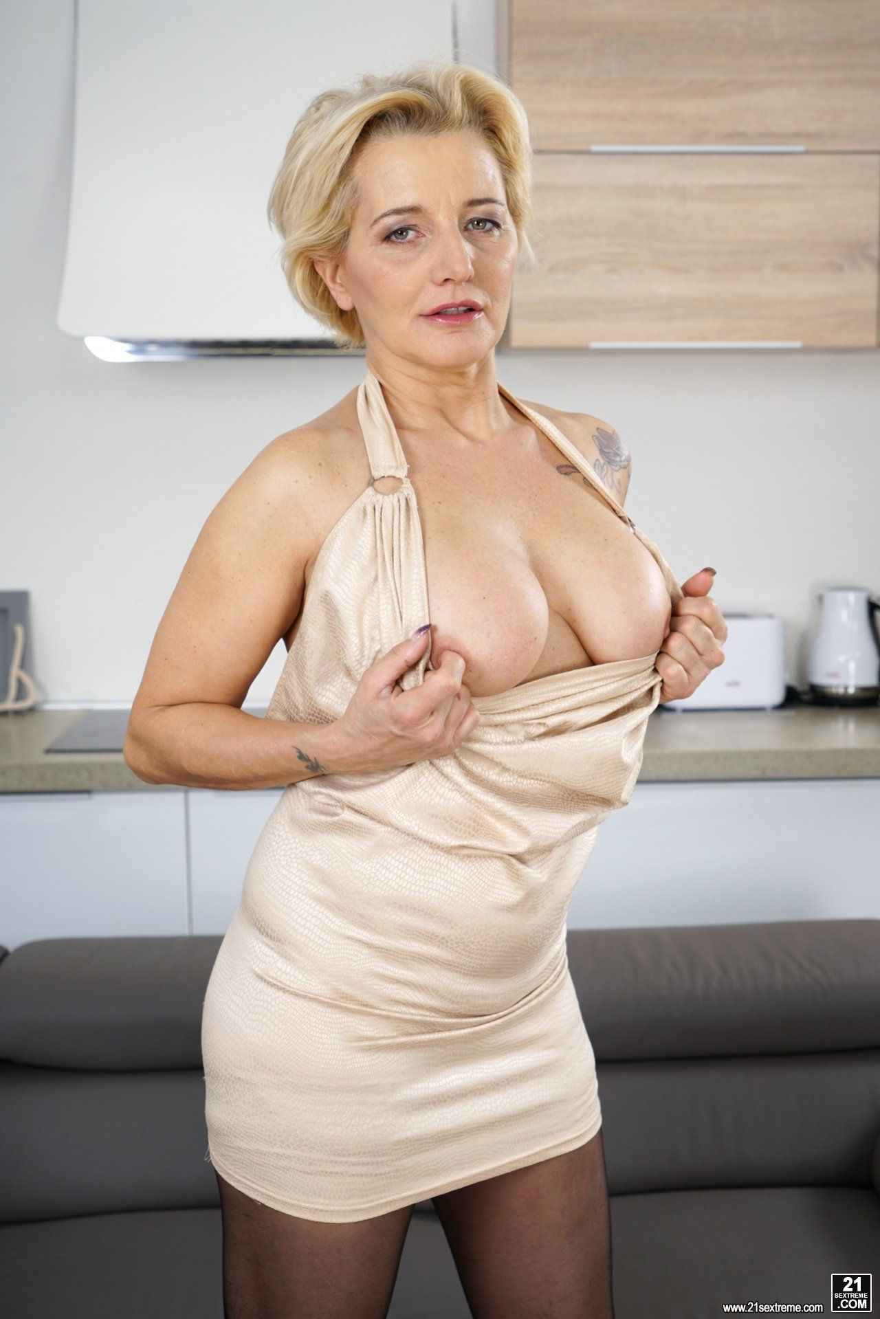 busty mom teach sex