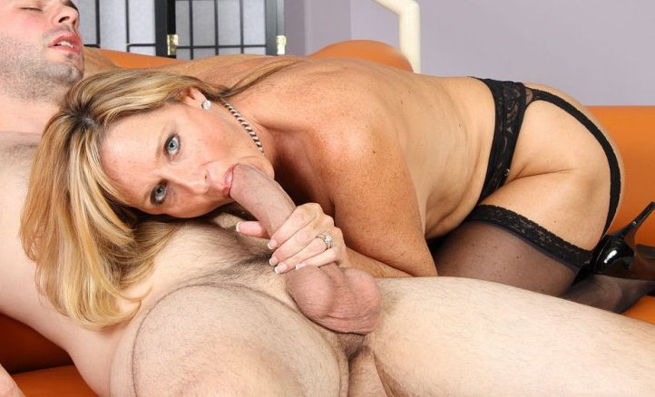Teases husband about cheating