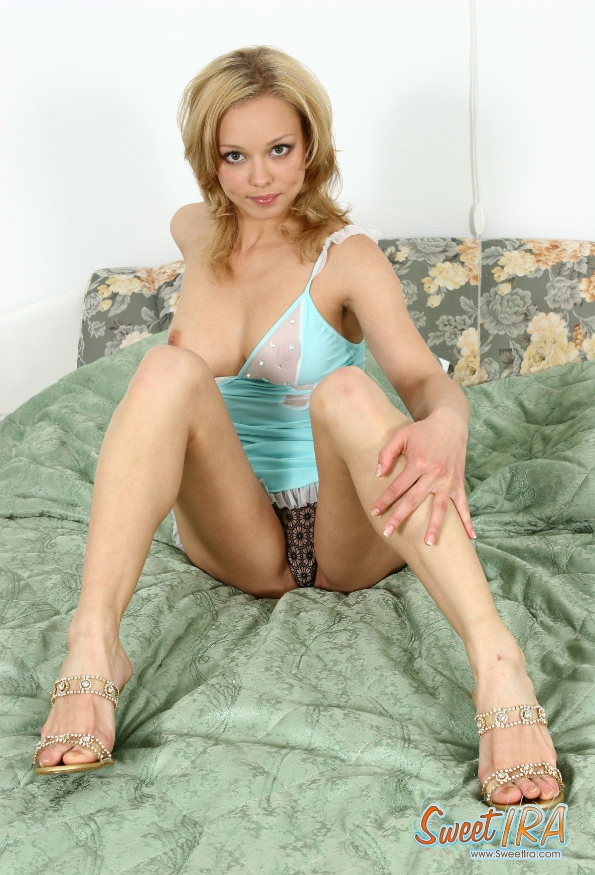 Sexy nude blonde models #10