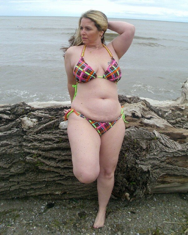 Naked Mature Chubby