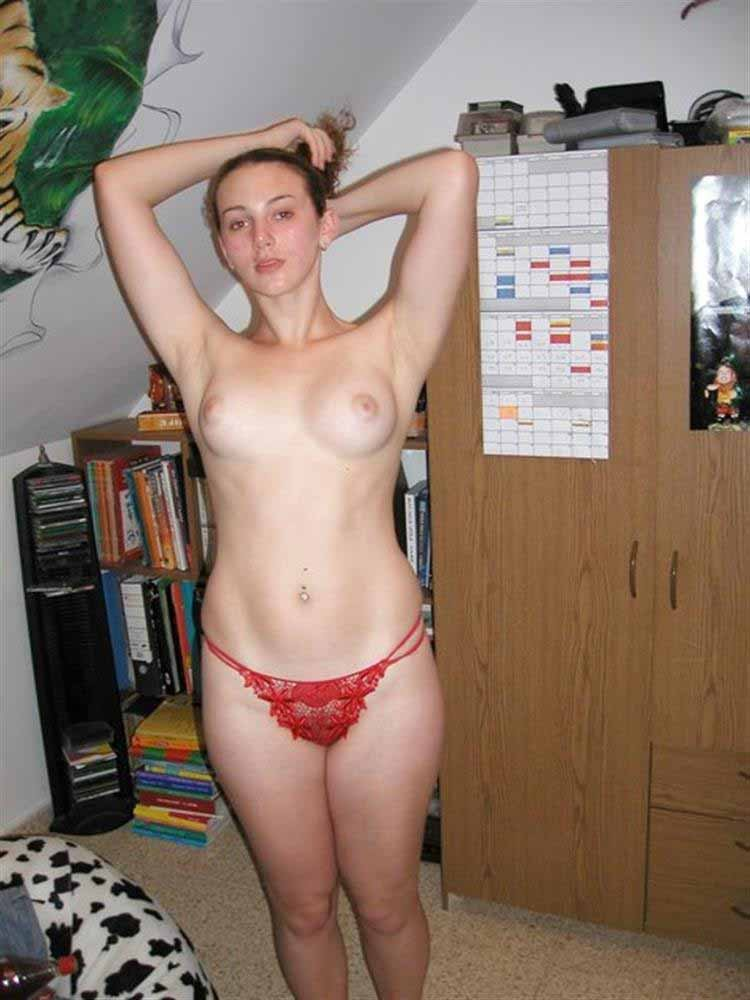 Teen small tits webcam