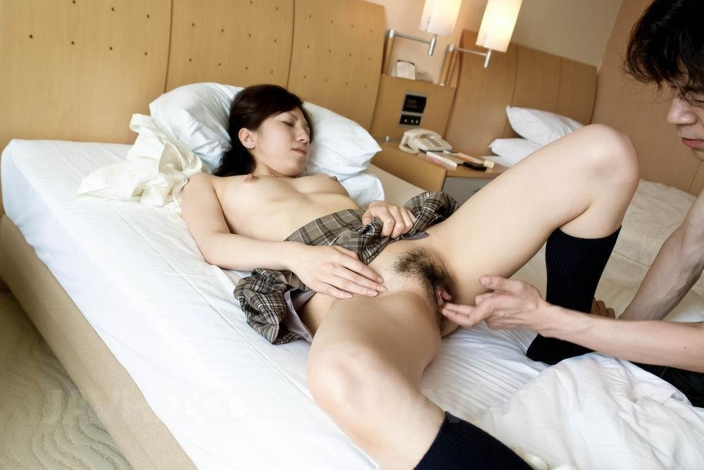 Hotel surprise for shy wife #1